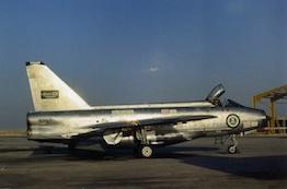 English Electric ZF579 Gatwick Aircraft Museum