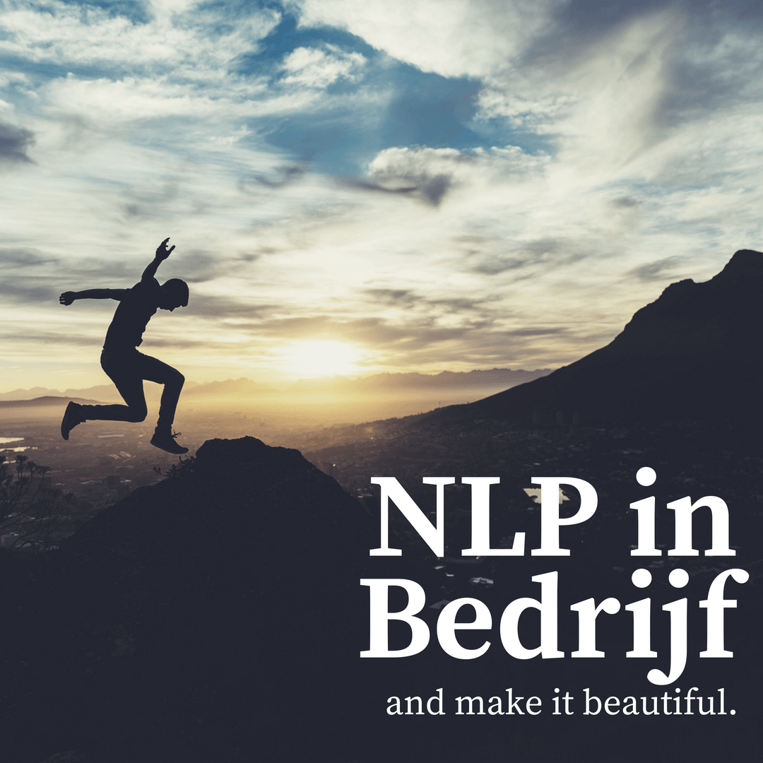 zintuigen NLP in Bedrijf and make it beautiful Hattem Zwolle Gelderland
