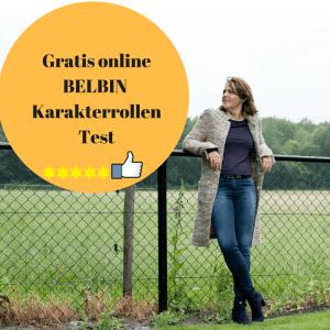 Nu Gratis online Belbin karalterrollen test talentrijk leiderschap