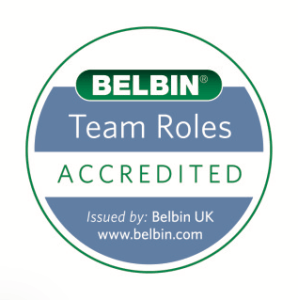 Belbin team rol accredited