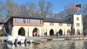 Shea rowing center