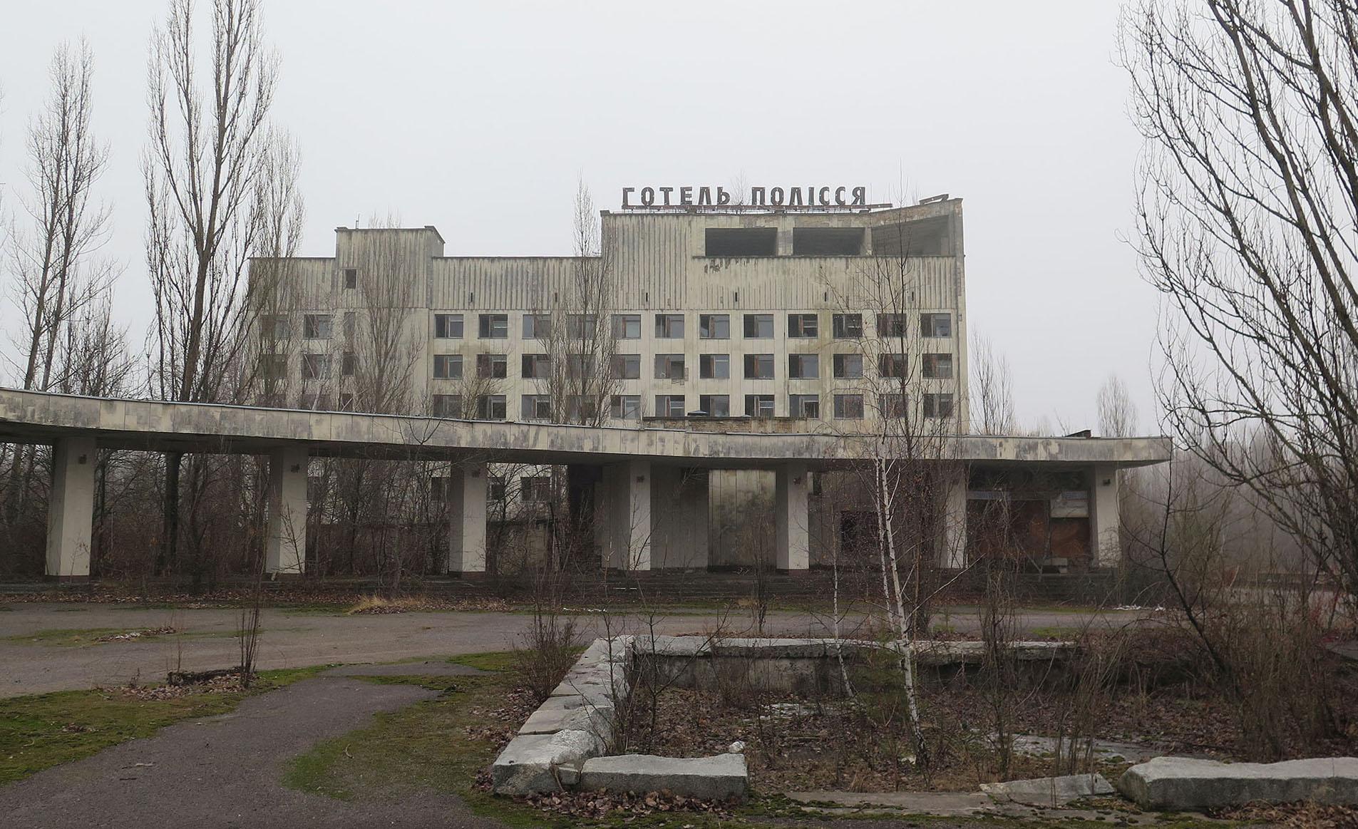 Chernobil Abre Su Primer Hostal En Zona De Exclusion