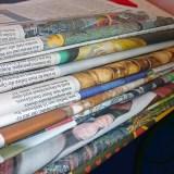 新聞紙はゴミではない!?今まで捨てていた人はお金を捨ててる!?