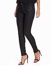 Jeans , Olivia Regular Zip Leggin , Only - NELLY.COM