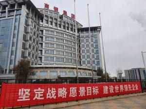 Nanjing Iron and Steel Co., Ltd.