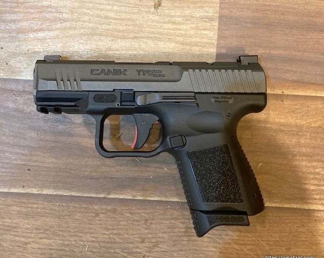 Canik TP9 Elite Subcompact – review