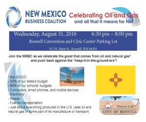 Oil & Gas Rally, Palo Verde Update, Las Cruces BASH & Rail Runner