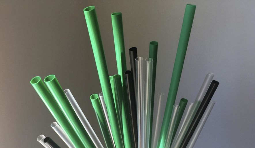 Californi-cation of NM:  ABQ wants to ban straws & more