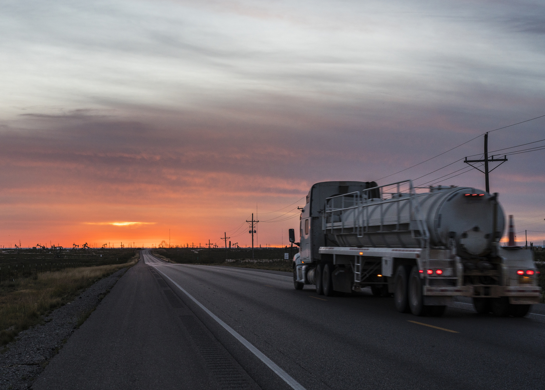 Read more about the article Dangerous oil field roads highlight the need for infrastructure improvements