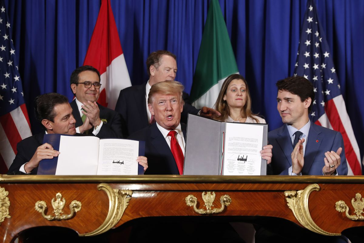 Partisan bickering continues to stall the United States-Mexico-Canada Agreement (USMCA)
