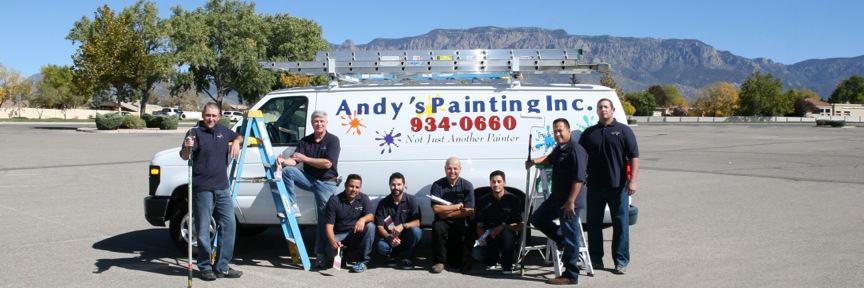 You are currently viewing Business Spotlight: Andy's Painting