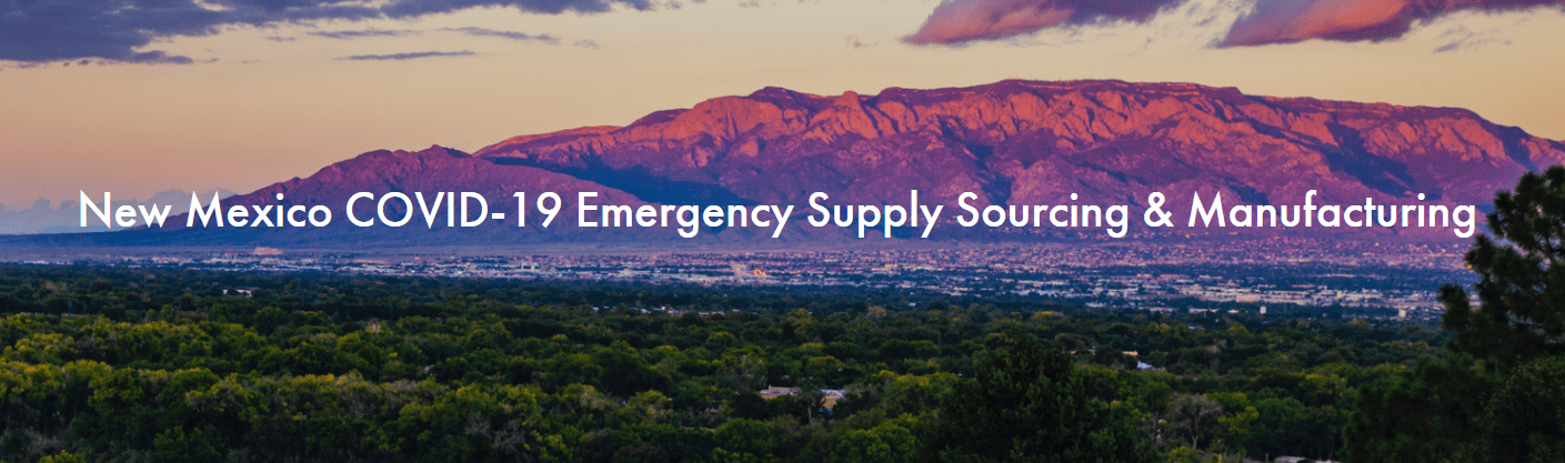 NMBC joins NM Covid-19 Emergency Supply Collaborative