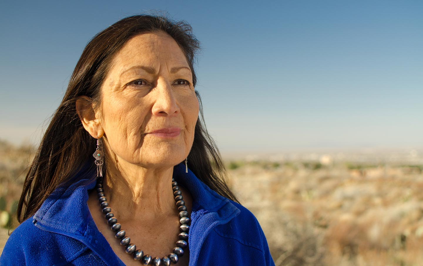 Rep Deb Haaland selected for Secretary of Interior