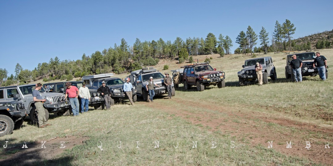 NMBR Ghost Divide Expedition