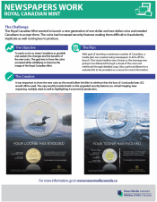 Case-Study-Canadian Mint - Newspapers Work for Gov't Advertising_Page_1