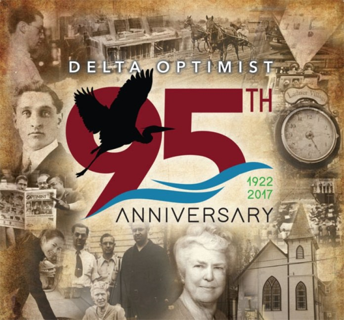 Delta Optimist 95th Anniversary