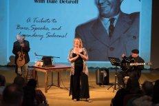 Natalie Bovis welcome speech