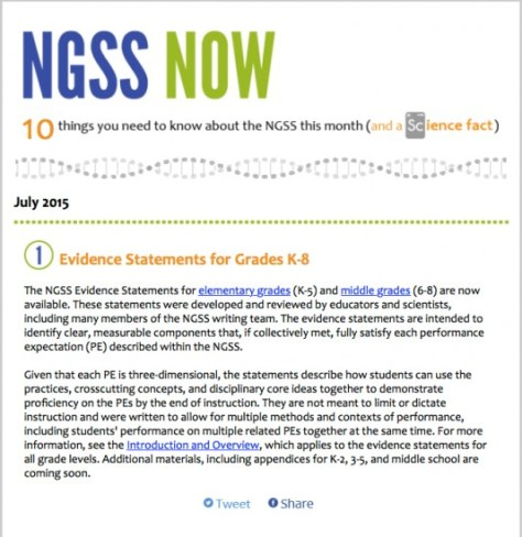 NGSS