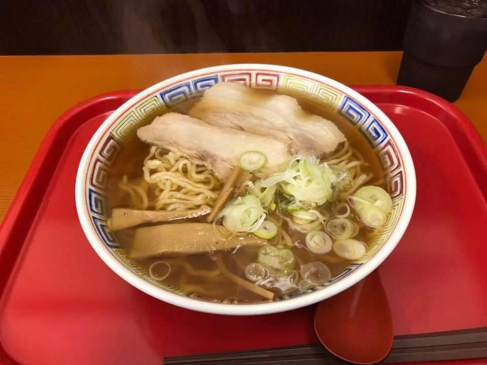 酒田のラーメン月tsuki