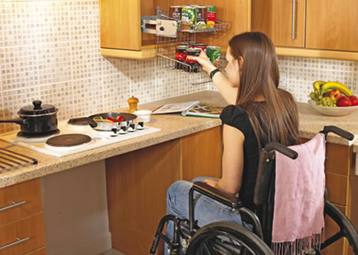 Prep For The Holidays In A Wheelchair Accessible Kitchen