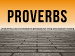 Proverbs - August 2017