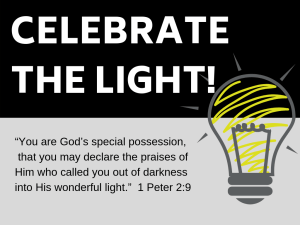 celebrate the light