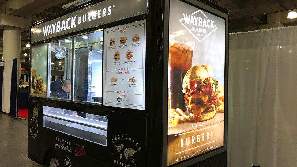 Top Fast Food Franchises 2017