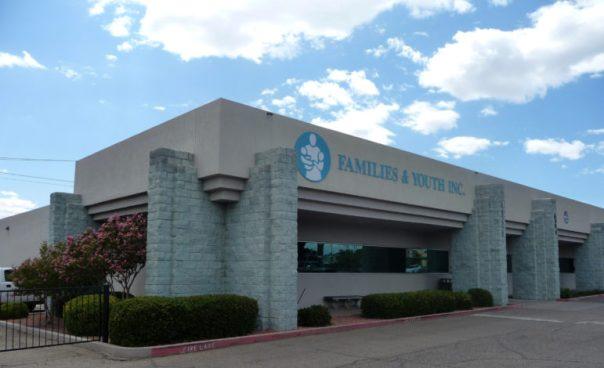 FYI building in Las Cruces, NM.
