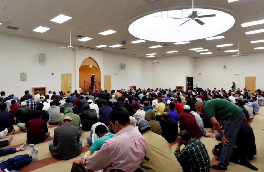 Friday Prayers at ICNM