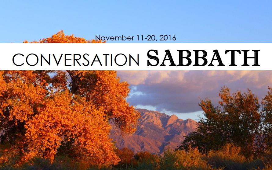 conversation sabbath
