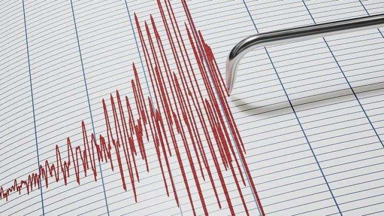 Tërmet në Mal të Zi, ja epiqendra