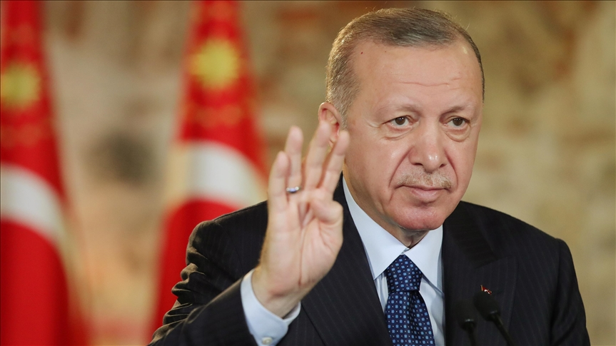 Erdoğan: Do ta bëjmë vendin tonë një nga 10 ekonomitë më të mëdha në botë