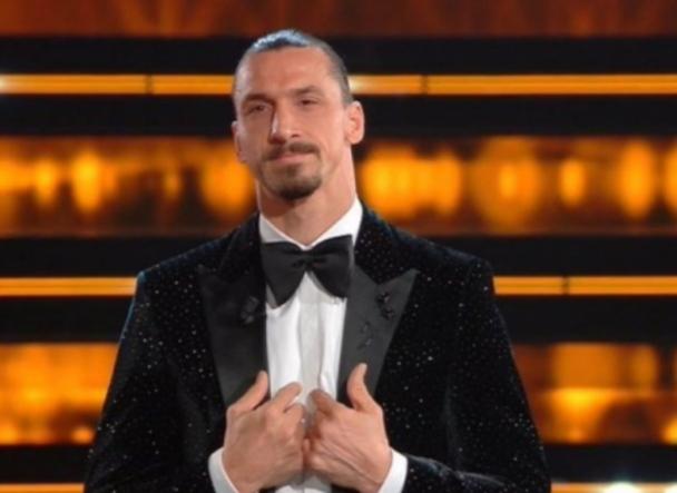 Sanremo 2021 mbyllet me një monolog motivues nga Zlatan Ibrahimovic