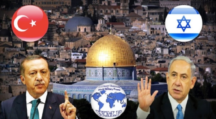 """Analistët japin alarmin: """"Do të ketë luftë midis Turqisë dhe Izraelit në Gaza!"""""""