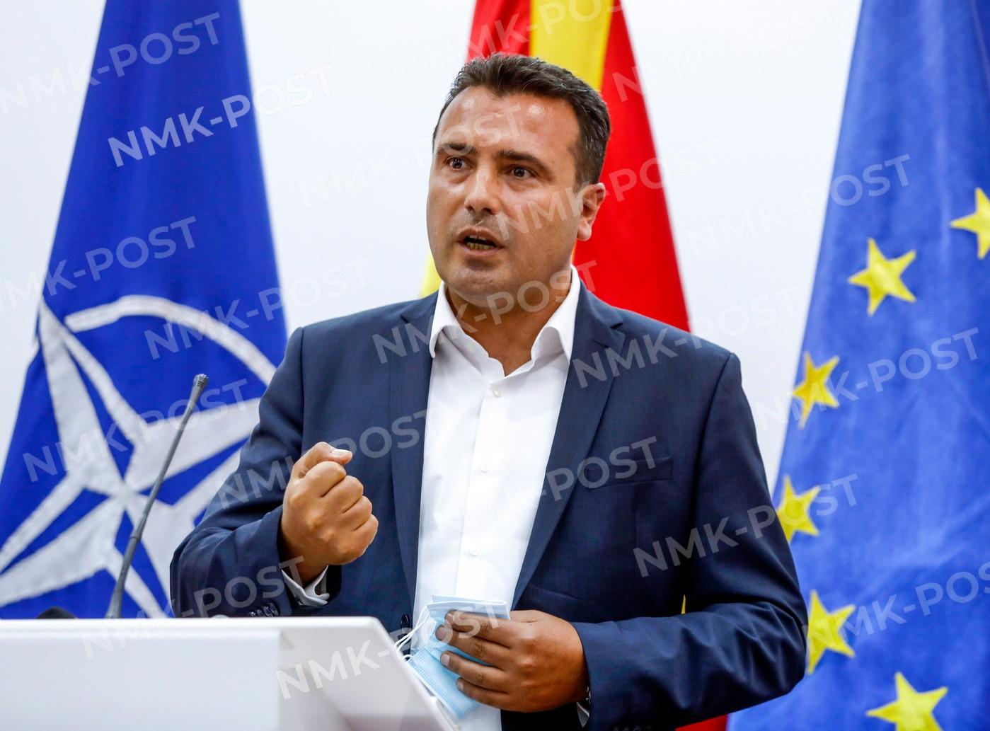 Zaev thirrje BE-së: Mbani fjalën dhe premtimet