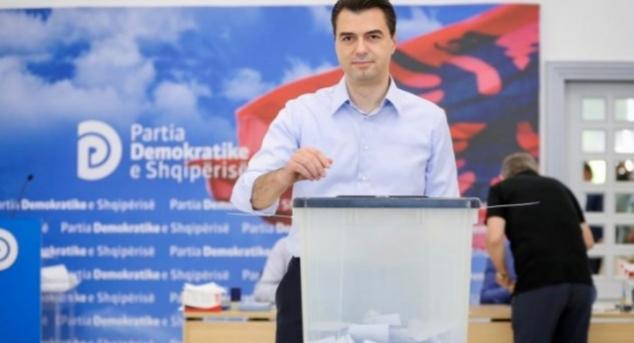 Basha voton për kryetarin e ri të PD, kërkon mandatin e tretë