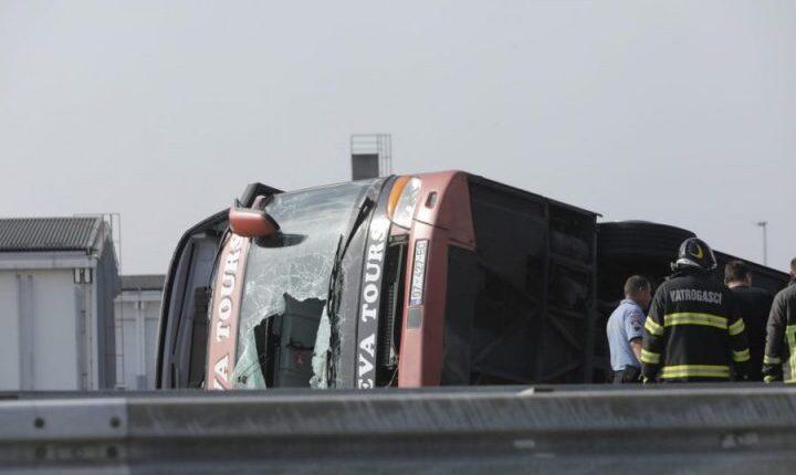 Prokuroria nesër merr vendim për shoferin e autobusit që u aksidentua në Kroaci