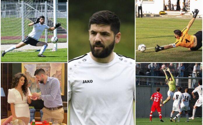 Lojtari shqiptar çudit gjermanët, vjen për tu martuar dhe të nesërmen luan titullar në fushë