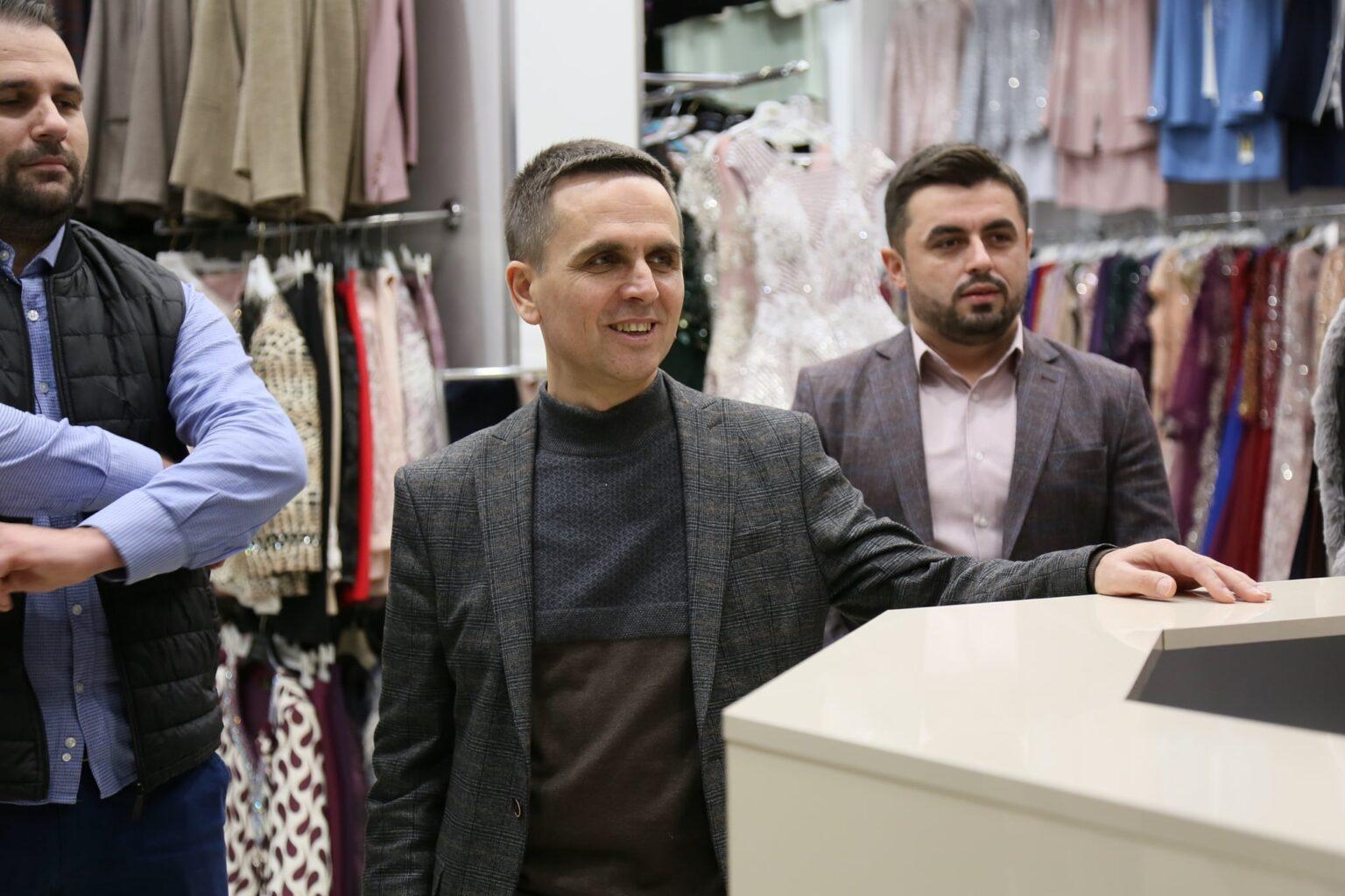 Kasami: Edhe bizneset e qendrës së re tregtare, nga e hëna do e ndjejnë ndryshimin e Tetovës