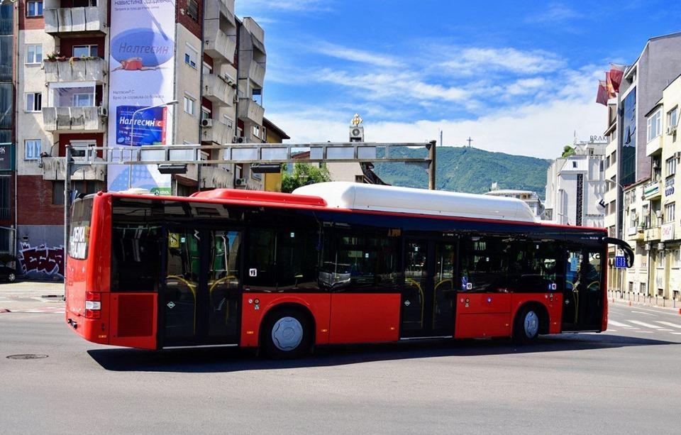 Shkup – Shoferi i autobusit reh 75 vjeçarin