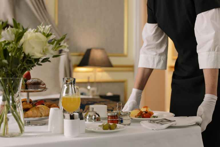 things you should never order on room service