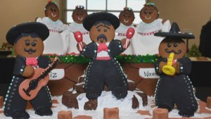 Raising funds for a great cause with Gingerbread Enchantment