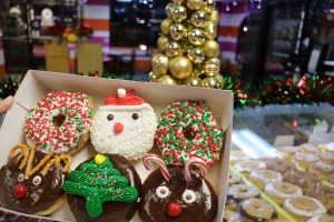 Amy's Donuts has all your holiday donut needs