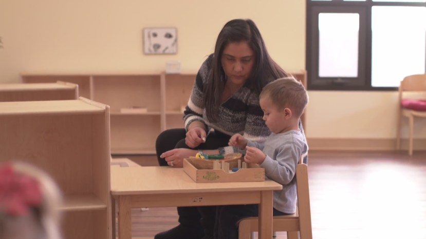 Infant Care at New Mexico's first Nido
