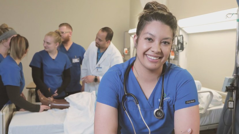 Brookline College offers simulation labs for real-world healthcare environments