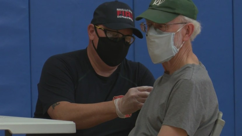 New Mexico rolls out vaccine incentives to help reach vaccination goal