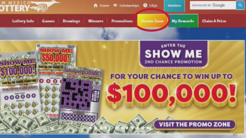 New promotions happening with New Mexico Lottery