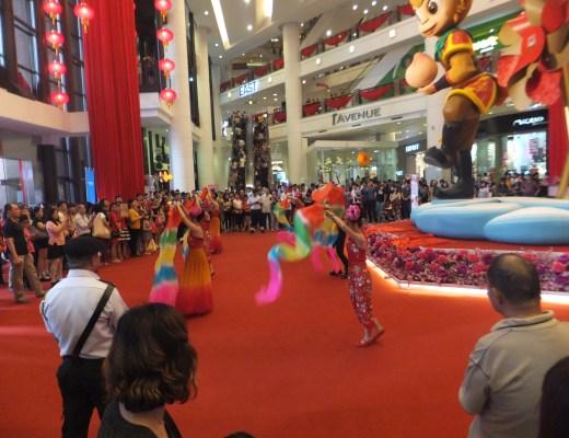 Shopping in Kuala Lumpur