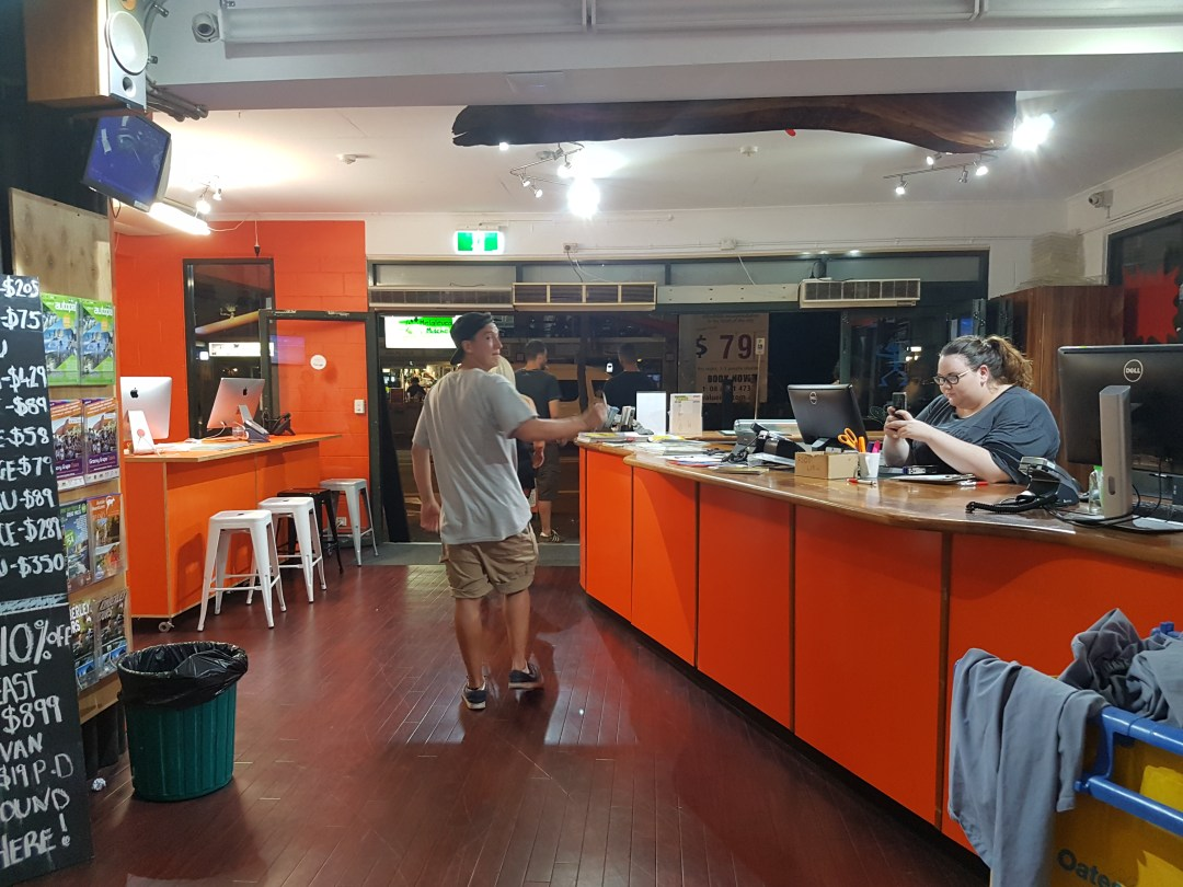 Darwin hostel review