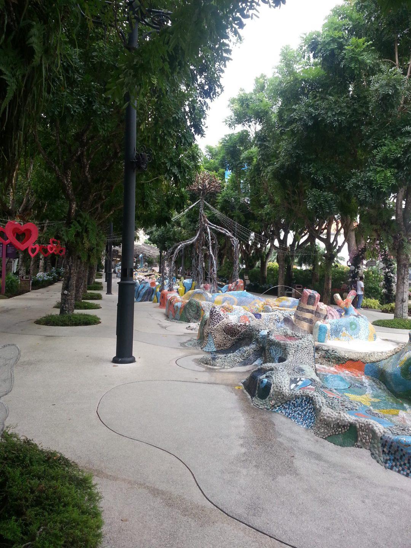 Singapore theme park